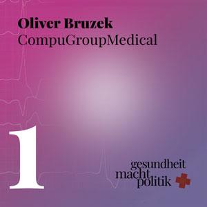 """gmp001 Pflege-Ausbildungsreform, eHealth mit Oliver Bruzek und """"Ich hab Rücken"""""""