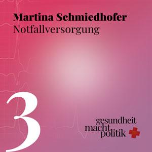 gmp003 Notfallambulanzen mit Martina Schmiedhofer, Blutspendenmuffel, EMA