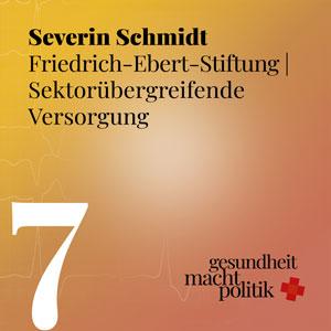 gmp007 Sektorübergreifende Versorgung mit Severin Schmidt, Sachverständigenrat zur Notfallversorgung und Medizinmurks: Schnarchen