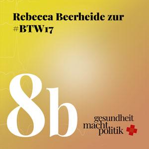 gmp008 b Interview mit Rebecca Beerheide zur #BTW17, Spekulationen II, Whole Genome Sequencing etc.