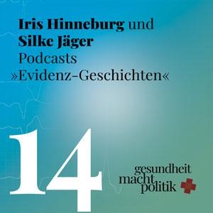 gmp014 Evidenz-Geschichte(n) mit Iris Hinneburg und Silke Jäger - BüV-Kampagne #KrankenkasseohneHomöopathie - BMJ Wetterfühligkeit