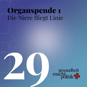gmp029 Organspende 101 -  Die Niere fliegt Linie