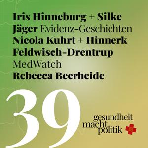 gmp039 2018/19 mit Iris Hinneburg, Silke Jäger, Nicola Kuhrt, Hinnerk Feldwisch-Drentrup und Rebecca Beerheide