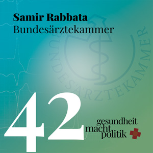gmp042 Samir Rabbata | Bundesärztekammer @BAEK_Sprecher