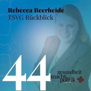 gmp044 Rebecca Beerheide | TSVG | Mini-Podcast-Meetup