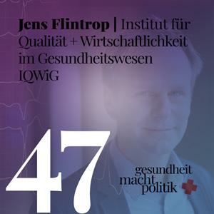 gmp047 Jens Flintrop | IQWiG