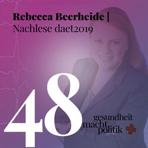 gmp048 Rebecca Beerheide #daet2019