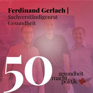 gmp050 Ferdinand Gerlach - SVR Gesundheit