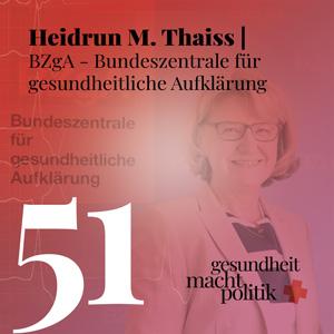gmp051 Heidrun M. Thaiss | BZgA