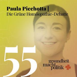 gmp055 Paula Piechotta - Die Grüne Homöopathie-Debatte