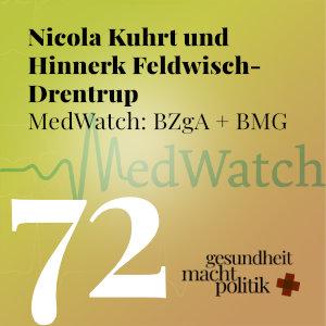 gmp072 medwatch |BZgA und BMG