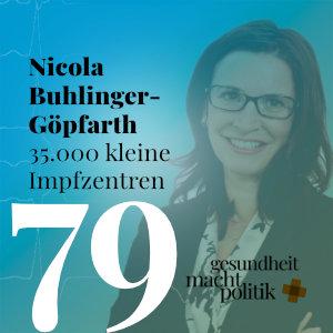 gmp079 Nicola Buhlinger-Göpfarth |35.000 kleine Impfzentren