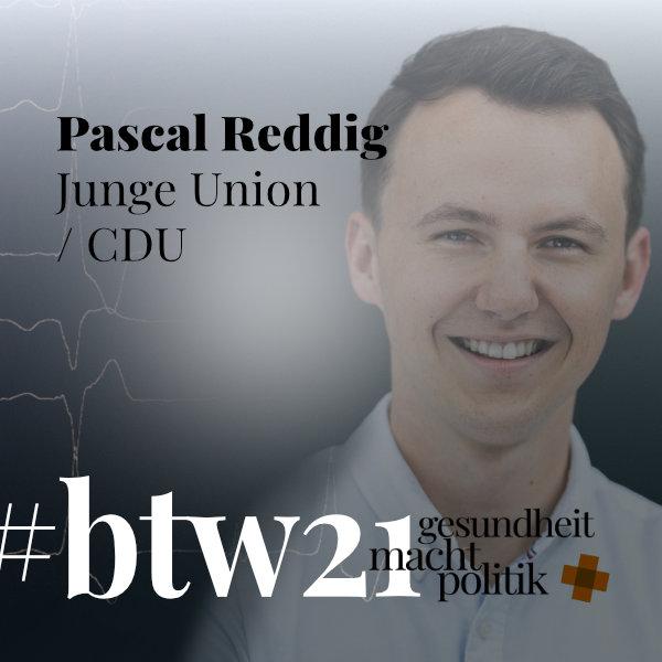 gmp085 Pascal Reddig |Junge Union & CDU zur #btw21