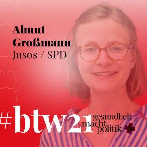gmp086 Almut Großmann |Jusos & SPD zur #btw21